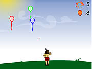 Balloonboom game