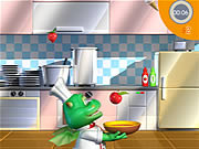 Play Happy kitchen Game