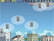 Alphattack game