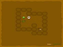 Troglodite game