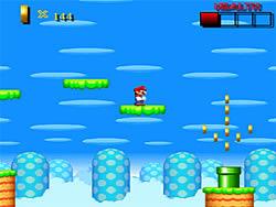 New Super Mario Bros Flash game