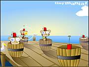juego Barrels of Monkeys
