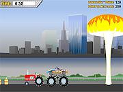Destruction game