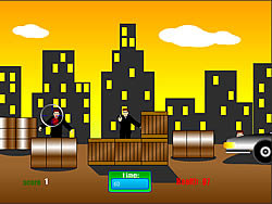City Hunter game