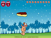 Belle the Pig in Piggylicious game
