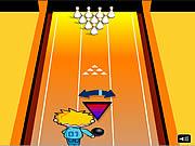 Ten Pin Bowling game