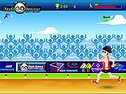Play 400m running Game