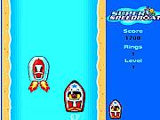 Super Speedboat game