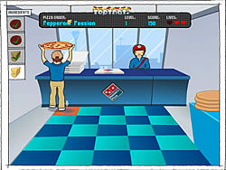 Top That Pizza game
