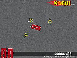 Fuel Tank game
