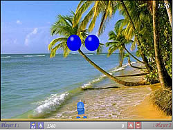 Super Pang - The Island Tournament game