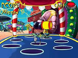 Oggy's Whack game