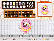 Play Cake factory game Game