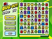 Bug-Out game