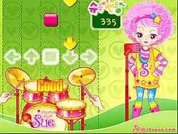Sue Music game