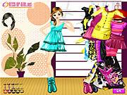Seductive Girl Dress up game