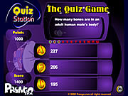 The Quizz Game game