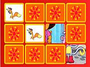 juego Dora's Matching Game
