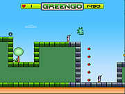 Green Go game