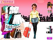 Play Full figured lady dressup Game