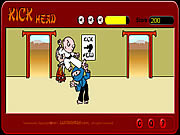 Kick Head game