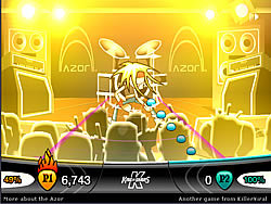 King of Air Guitar game