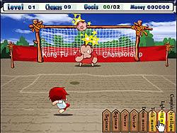 Goal Shooting Master game
