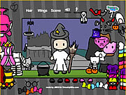 Halloween Princess game