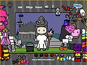 Halloween Princess game