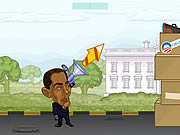 Presidential Street Fight game
