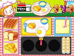 Breakfast Game game