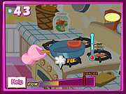 Play Minnies dinner party Game