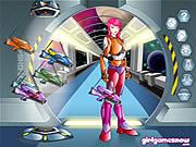 Ashley Spacegirl game