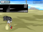 Play Ostrich jump 3 Game