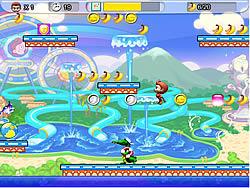 Jumping Bananas 2 game