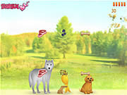 Feeding Animals game