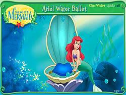 Ariel Water Ballet game