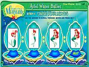 juego Ariel Water Ballet