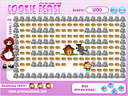 Play Little red riding hood cookie feast Game
