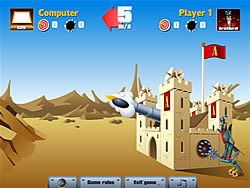 The Double Siege game