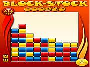 Block-Stock game