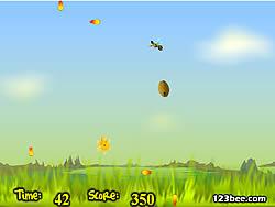 Flower Chaser game
