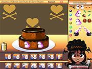 Shaquita Halloween Cake Maker لعبة