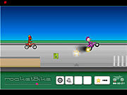 Rocket Bike game
