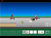 Rocket Bike game
