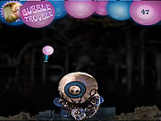 Bubble Trouble Game game