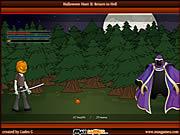 Halloween Hunt 2 game