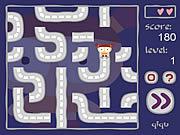 Aga Maze game