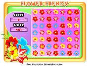 Flower Frenzy game