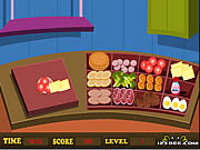 Play Burger point Game